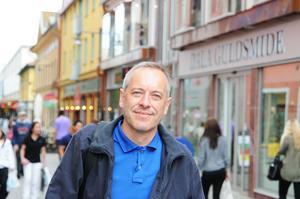 Bruno Kaufmann (MP), Ordförande för Val- och Demokratinämnden i Falu Kommun.