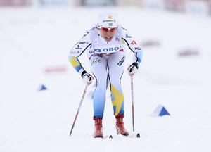 Maria Rydqvist imponerade i Falun och kommer att köra Skiathlon i Lahtis.