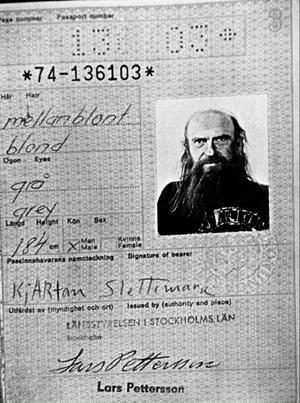 Roligast: KjartanSlettermark.Foto: TomasLarsson