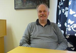 Anders Pettersson, ordförande i Pappers avdelning 50 på Kvarnsvedens pappersbruk, menar att företaget tagit i när de säger att 140 kan förlora jobbet.