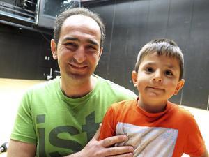 Firaz och Fanar Sheikho lekte med liv och lust.