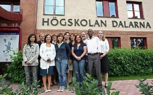 Forskarskolan Teknikburna kunskapsprocesser presenterar sina elva doktorander som representerar alla världsdelar.
