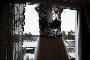 Finalklänningen som Julia Persson hade på