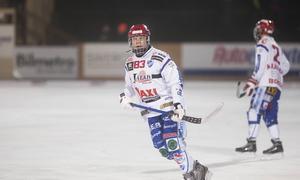 Mikael Lindberg stannade i Kungälv.