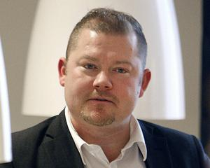 Anders Ingvarsson, chefsredaktör Sundsvalls tidning