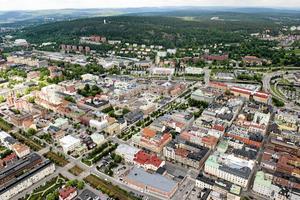 Med ett brett driv och engagemang skapar vi ett större, bättre och trivsammare Sundsvall, skriver handlaren Kjell Undén.