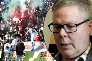 Enligt kommunalrådet hyser man inget agg emot föreningen som lämnar Borlänge.