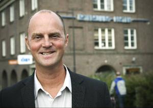 ÖT:s vd Björn Hemmingsson.