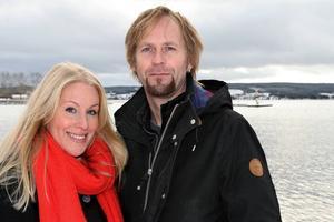 Sara Strömberg och Anders Nilsson är författaren och illustratören bakom böckerna om Birger.