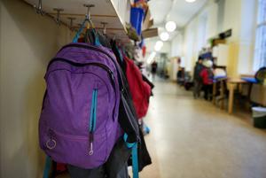 Skolornas registerutdrag på anställda täcker inte alla brott. Foto: Jessica Gow/TT