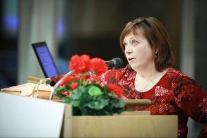 Karin Thomassons dragning kring arenakostnaderna vid förra veckans fullmäktige lämnade mycket att i övrigt önska. Hon borde ha lyssnat bättre vid sittningen på Rådhuset 4 oktober. Då presenterades den driftskalkyl, som hon själv nu ifrågasätter.