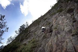 I projektet ingår bland annat anläggandet av en tredje klätterled på Skulebergets östra sida.