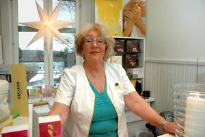 LADDAD. Ewa Lundström, 63, satsar på att flytta och utöka i stället för att börja tänka på pension. I dag öppnar hon Ockelbo Spa.