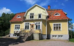 Barnhemmet, som tillhör Lunds skola, utsattes för sabotage i slutet av juni. Nu kommer besked om att huset får stå kvar för renovering. Foto: Emma Andersson