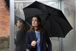 Den tysk-svenska författaren Johanna Adorján är aktuell med boken