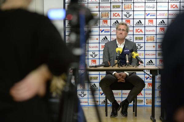 Hamrén har stundtals fått stå ut med tuff kritik under sin tid som förbundskapten.