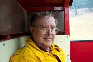 Netz Engman lämnade Axmarby för 41 år sedan för att bosätta sig i Australien.