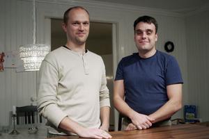 Henry Arousell och Marcus Karlsson tror att en friskola skulle tillföra mycket positivt.