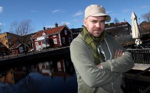 Stiko Per Larsson ger sig snart ut på årets vandring som är cirka 92 mil lång.
