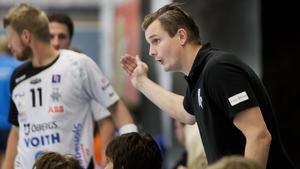 Boquist under tiden som huvudtränare i VI. Foto: Per Groth/Arkiv