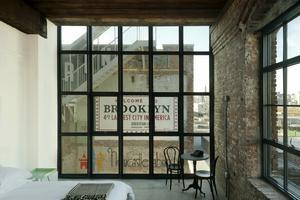 Wythe hotell i Brooklyn, New York, har valts ut till ett av världens bästa.