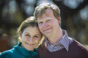 Johan Glans och Helena Sjöholm kommer stå på scen tillsammans i Jonas Gardells nya musikal