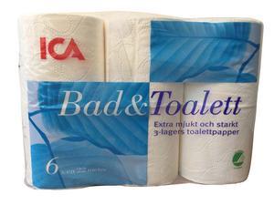 Ica Bad & Toalett