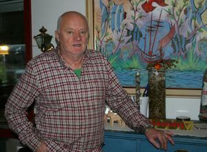 Stugan i Nyänget, vilken familjen införskaffade i början av 1980-talet, har allteftersom byggts om och byggts ut och numera bor Sture Westman och hustrun Margareta här permanent. Sonen Magnus bor i grannhuset och dottern Lena