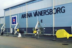 Det här möttes IFK Vänersborgs tillförordnade klubbchef Pernilla Fäldt av på onsdagsmorgonen.