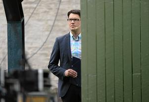 Tittar fram. Fortsatta framgångar för Sverigedemokraterna och Jimmie Åkesson kan förändra det politiska landskapet.foto: scanpix