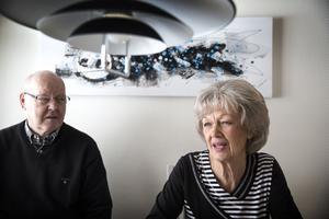 Steinar och Ulla-Britt Dahl berättar om deras engagemang för äldre.