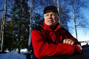 För 30 år sedan exakt spelade Royne Sjödin och hans Selånger SK SM-final i bandy.
