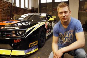 Hampus Lindkvist känner sig redo för at slåss om SM-guldet i V8-serien.