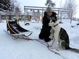 Helle och hennes man lägger ner mycket tid på sina hundar och det blir en livsstil för många.