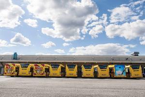 Alla unga från Bräcke åker gratis även på stadsbussarna i Östersund.