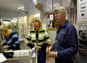 Susanne och Hans Ekman.