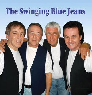 Swinging Blue Jeans som de ser ut nuförtiden.