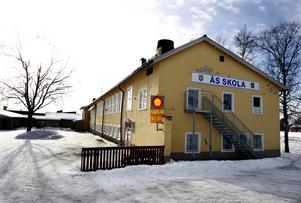 En stor om- och tillbyggnad ska ske vid Ås skola, samtidigt byggs en helt ny skola i anslutning till det nya bostadsområdet Sånghusvallen.