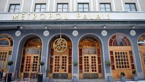 Metropol Palais.