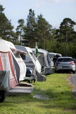 Kabe Rental hyrde ut husvagnarna sommaren 2013. Men trots domen i tingsrätten har Fläsian Camping ännu inte betalat.