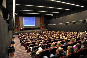 Konferens på Sundsvall42 under 2011.