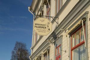 Värdshuset Pilgrimen är en symbol för Kårböle.