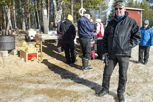 – En bra dag, vackert väder och många tävlande, summerar Jan-Erik Sundemyr, som arrangerar Målingspimpeln.