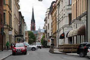 Kyrkogatan: 1432 p-böter