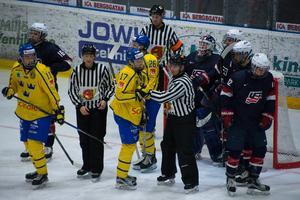 Oik Talangen Tillbaka Efter Landslagsuppdraget Tuff Hockey