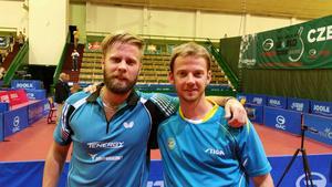 Jon Persson och Pär Gerell segerrusiga vinnare i Tjeckien.