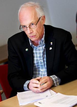 Bert-Olof Åkerström, biträdande kommundirektör i Östersund.