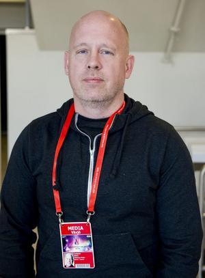 Johan Lindqvist.