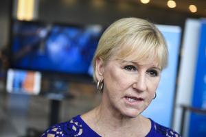 Att Margot Wallström (S) arbetar i motvind i FN:s säkerhetsråd ställer höga krav på tydlighet.