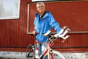 Bra resultat. Josef Holler deltog nyligen i en Ironmantävling, och kom fyra i sin åldersklass.